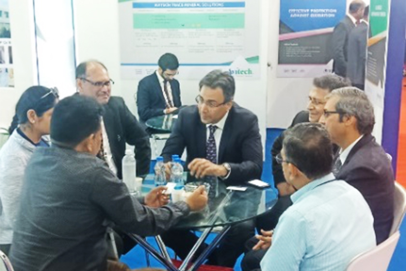 Avitech Nutrition participates in the 12th Poultry India Exhibition held at Hyderabad from 28th to 30th November, 2018
