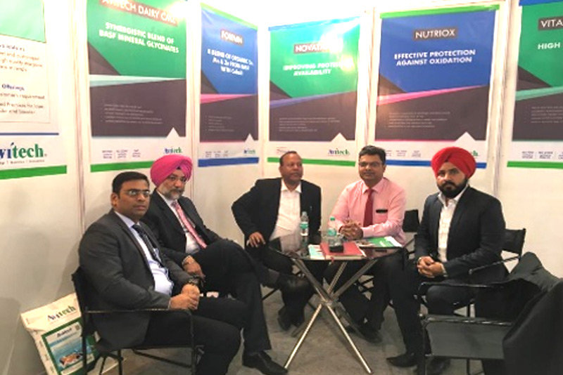 Avitech Nutrition participates in the 13th PDFA International Dairy & Agri Expo at Jagraon, Punjab