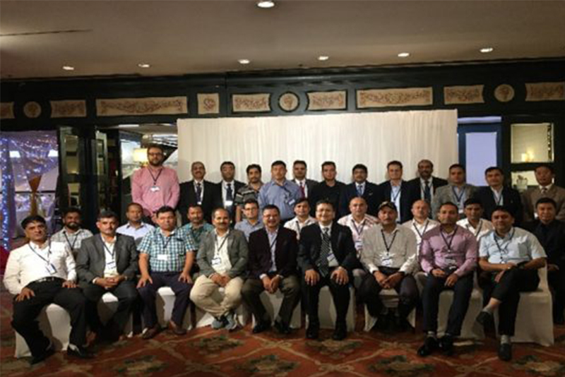 Avitech Nutrition's Know-edge Technical Seminar held at Bangkok